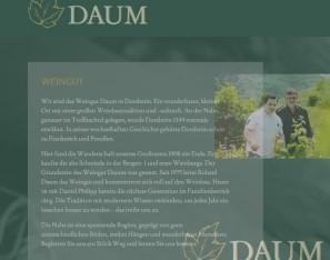 Weingut Daum