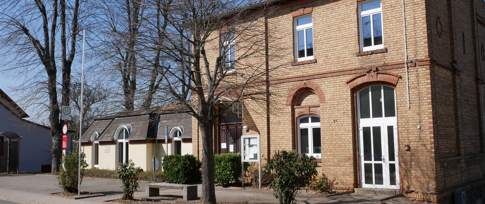 Gemeindebüro der Ortsgemeinde Dorsheim